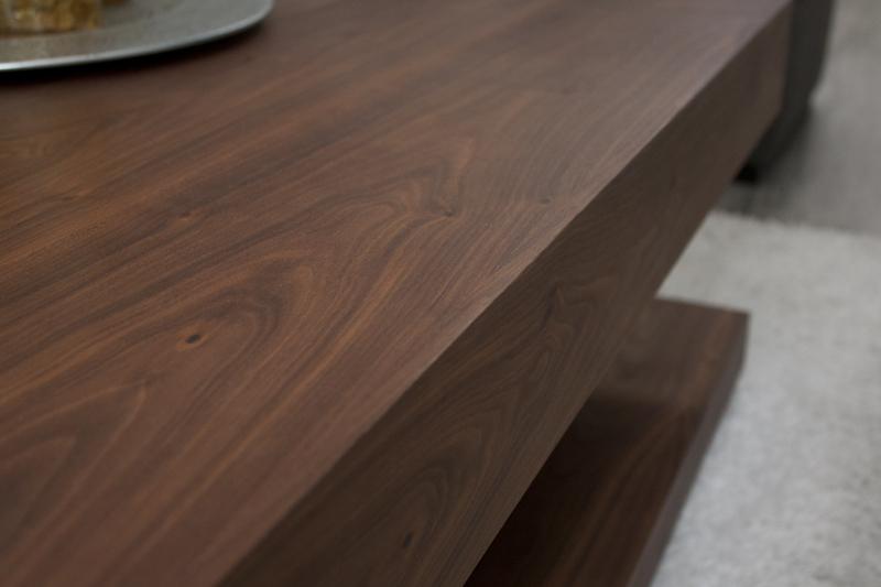 3 - Black Walnut Coffee Table