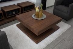 2 - Black Walnut Coffee Table