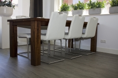 4 - Black Walnut Dining Table