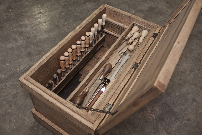 7 - Traveling Anarchist Tool Chest