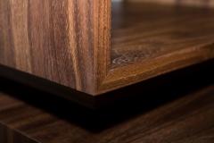 3 - Black Walnut A/V Cabinet