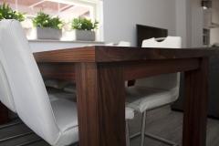 3 - Black Walnut Dining Table