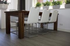 4 - Black Walnut Dining Table
