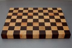 4 - Black Walnut with Ash end grain Cutting Board