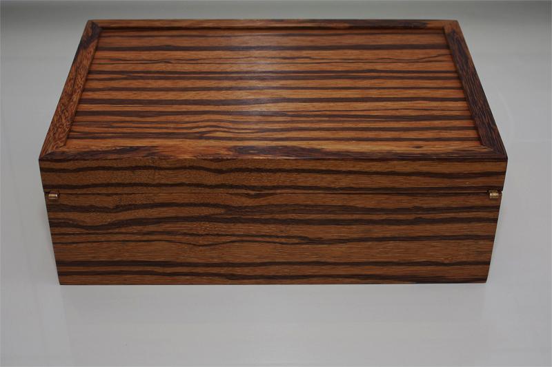 2 - Tea Box from Marblewood