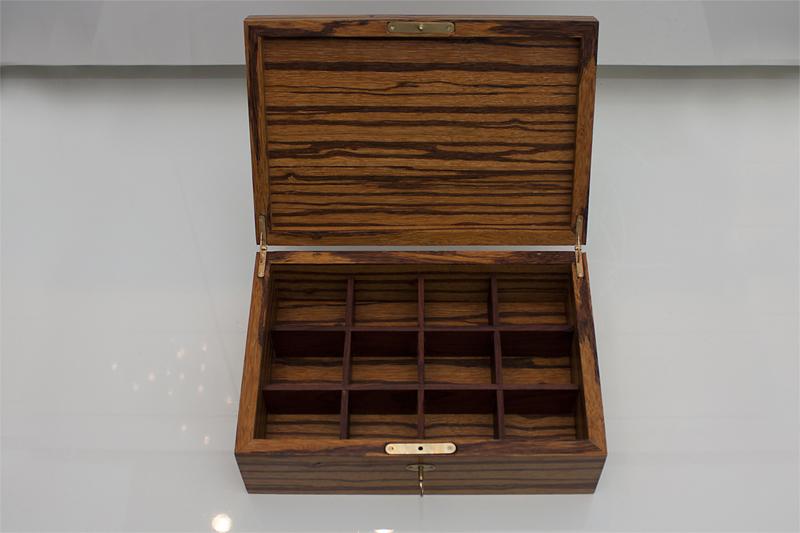 3 -Tea Box from Marblewood