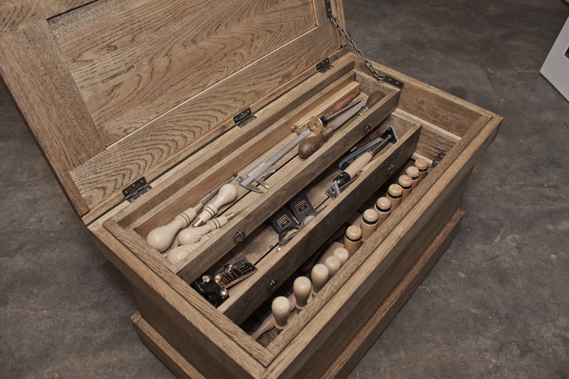4 - Traveling Anarchist Tool Chest