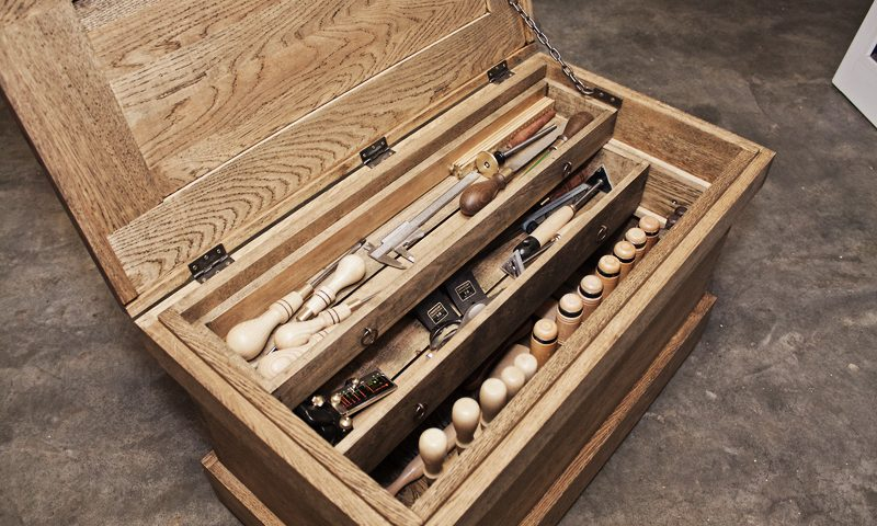 Traveling Anarchists Tool Chest